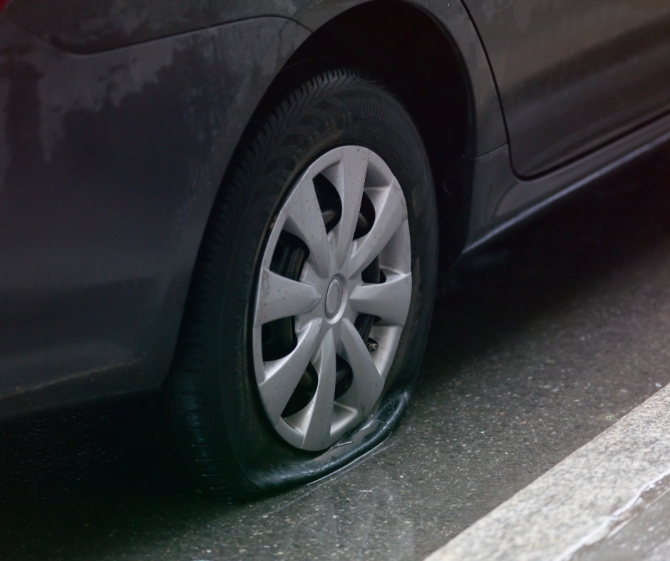 Tire Change or Repair in Griffin